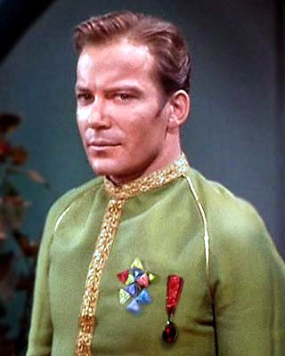 william shatner kirk. Shatner#39;s portrayal was always